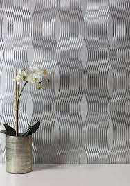 arthouse vintage wallpaper foil wave