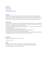 cover letter for dentist job application related dental dental assistant resumes for job applications executive dental