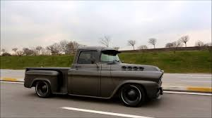 1958 Chevrolet Apache History: This was the last year for the ...