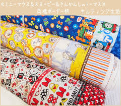 ATTO HOBBY STYLIST GOTO   Rakuten Global Market: Anime quilting ... & Anime quilting fabric «Minnie mouse & Snoopy & poultry  course, thank Adamdwight.com