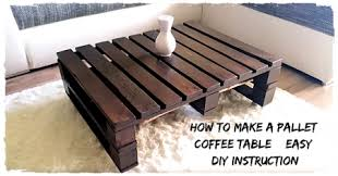 Fascinating Simple Pallet Projects 110 Easy Diy Pallet Coffee Pallet Coffee Table Diy Instructions