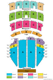 Moore Theater Seattle Seating Chart 33 Logical Seattle Seating Chart