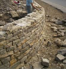 dry stone walling contractors from