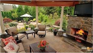 Outdoor Living Room Designs Living Room Design With Fireplace And Tv Sunroom Basement
