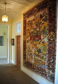 collectors ornamentum fine antique persian rugs carpets rug wall hangers hanging