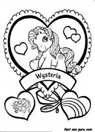 Gratis Kleurplaat My Little Pony 20 Gratis Te Printen My Little Pony