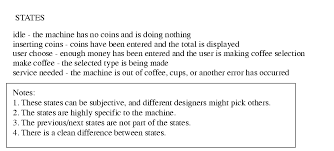 State Machine Diagram For Coffee Vending Machine Custom EBook Dynamic System Modeling And Control