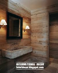 Small Picture 11 best wood bathrooms images on Pinterest Bathroom ideas Room