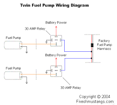 wiring diagram for fuel pump relay fuel pump relay pins wiring 30 Amp Relay Wiring Diagram are two relays needed for dual inline fuel pumps? honda tech wiring diagram for fuel 30 amp relay wiring diagram 99 softail