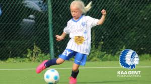 KAA Gent Foundation zoekt trainers/trainsters meisjesvoetbal