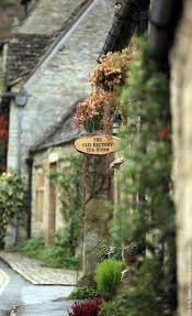 <b>Castle</b> Combe, Fairytale Village in the Cotswolds, England, UK ...