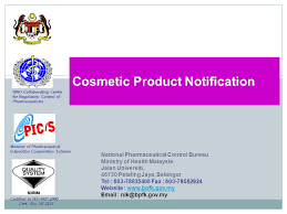 Cosmetic Product Notification Ppt Video Online Download