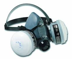 honeywell paint spray pesticide reusable half mask ov r95 respirator convenience pack um rws 54027 safety respirator cartridges and filters