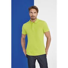 <b>Рубашка поло мужская SPRING</b> 210, бордовая