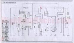 kazuma parts center kazuma atvs chinese atv wiring diagrams chinese atv 110 wiring diagram