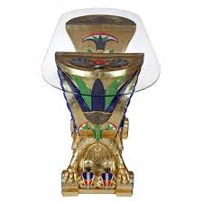 Design Toscano Egyptian Wings Of Horus Grand Altar Console Table Design Toscano Egyptian Wings Of Horus Altar Grand Console