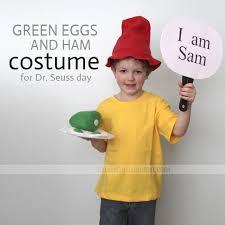 green eggs and ham costume