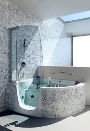 whirlpool tub with shower whirlpool tub shower combo