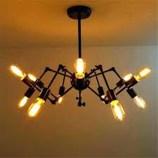 edison chandelier bulb chandelier