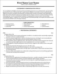 Official Resume Template Best Of Official Resume Template Official Resume Colesthecolossusco Ideas