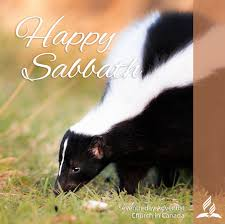 Adventist Messengers Tweet Happy Sabbath From Canadian Adventist
