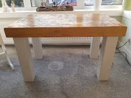 hand made solid oak wood coffee table rustic vintage antique in round coffee table coffee table ikea