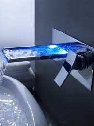 terrific waterfall bathtub faucets wall mount waterfall faucet waterfall bathroom faucet with led waterfall faucet and