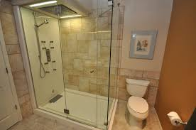 Replacement of a stand up shower door