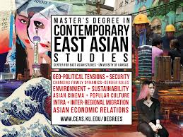 Online asian study programs