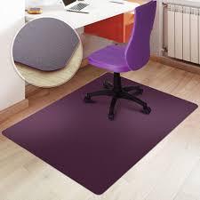Desk Chair Floor Protector Vinyl Chair Mat Clear Office Mat Office