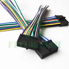 pyle wiring harness adapter wiring diagrams detail feedback questions about 20 pin wire radio harness power plug pyle wiring harness adapter