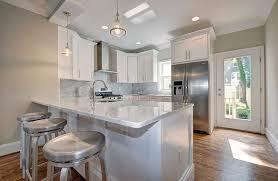 White Shaker Kitchen Cabinet Design And Supply In Washington, DC.