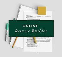 Visualcv     online resume builder    resume