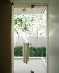 Rain Glass Bathroom Window Modern Towel Bars Bathroom Contemporary With Glass Shower Stall