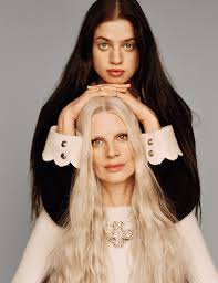 Model family Kristen and Lily McMenamy on their most iconic i-D ...