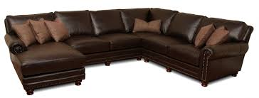 deep sectional sofa kingston deep leather sectional