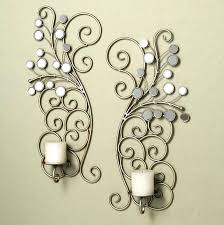 sconces crystal wall sconces for candles image of silver candle wall sconces crystal wall sconce