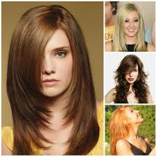 Diffrent Hair Style layered hairstyles trendy hairstyles 2017 for long medium and 7479 by wearticles.com