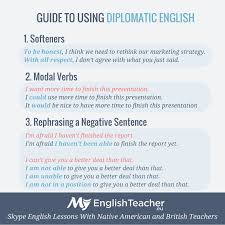 A Practical Guide to Using Diplomatic English in a Business Environment