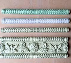 Listellos And Decorative Tile Ceramic Border Tile ButterMold Series Pencil Listello 54