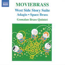 Moviebrass - Gomalan Brass Quintet - Ensembles - CDs