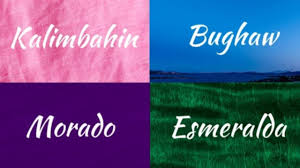 Another Word For Violet 16 Colors And Their Beautiful Names In The Philippine Language