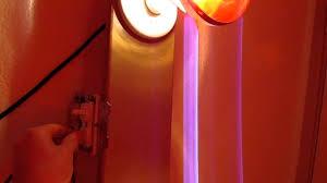 Infrared Bathroom Light Diy Near Infrared Light Sauna Array Very Low Emf Youtube
