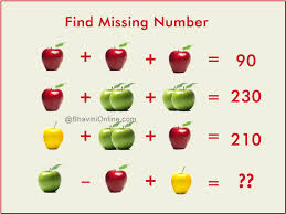 fun whatsapp math picture riddle find the missing number bhavini com