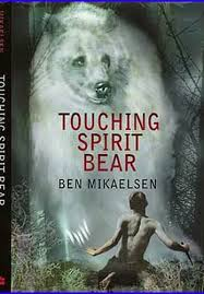 buy touching spirit bear by ben mikaelsen touching spirit bear is a poignant testimonial to the power of a pain that can destroy or lead to healing
