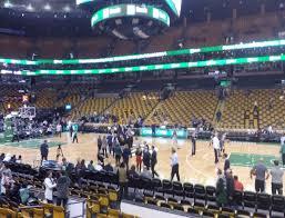 Boston Bruins Arena Seating Chart Td Garden Loge 11 Seat Views Seatgeek
