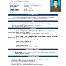 Sample Resume Format For Freshers Engineers Fresh Graduate Resume Sample Format Microsoft Word Samples For 22