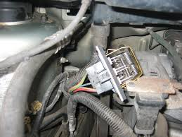 replacing the ~ t c caravan voyager blower motor resistor picture above shows the cable connected to the new replacement blower motor resistor it took me awhile to separate the cable from the burnt unit as the two