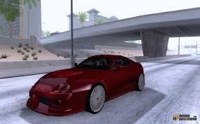 Supra VeilSide 1999 for GTA San Andreas
