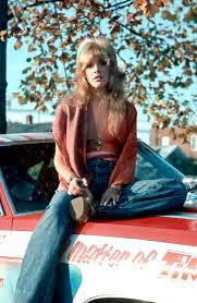 70s fashion: Stevie Nicks's bohemian ...